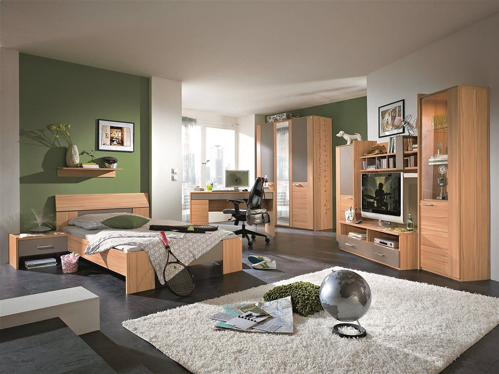 jugendzimmer kohake. Black Bedroom Furniture Sets. Home Design Ideas